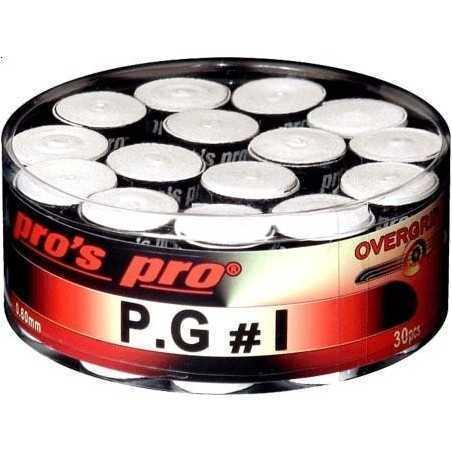 PRO'S PRO G1 Perforés Blanc x15