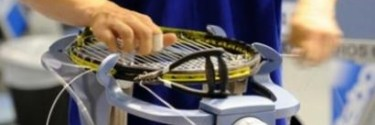 La Pose du Cordage de Tennis - Le secret du maintien de la tension du cordage